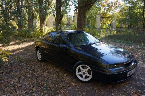Opel Calibra 1995 - отзыв владельца
