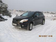 Ford Kuga, 2009