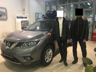 Nissan X-Trail 2017 отзыв автора | Дата публикации 30.12.2017.
