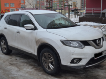 Отзыв о Nissan X-Trail, 2017 отзыв владельца