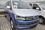 Volkswagen Multivan. СЕРЕБРИСТЫЙ REFLEX/СИНИЙ ACAPULCO
