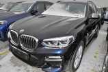 BMW X3. ЧЕРНЫЙ КАРБОН, МЕТАЛЛИК (416)