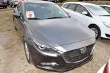 Mazda Mazda3. MACHINE GRAY_ТЕМНО-СЕРЫЙ (46G)