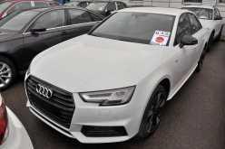 Саратов Audi A4 2017