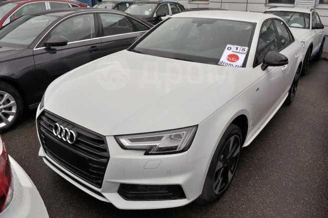 Audi A4, 2017 год, 3 311 610 руб.