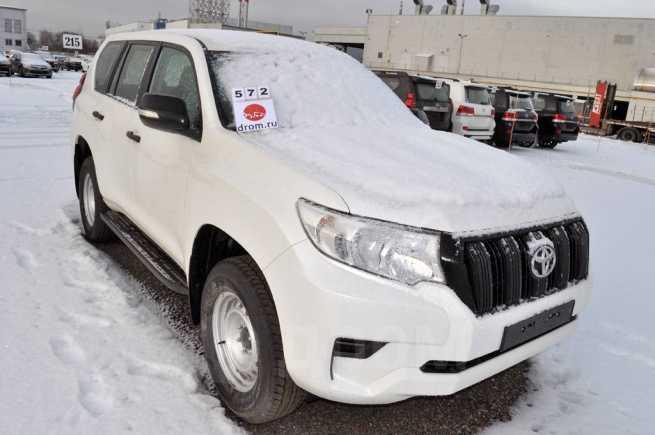 Toyota Land Cruiser Prado, 2018 год, 2 312 000 руб.