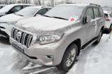Toyota Land Cruiser Prado. БРОНЗОВЫЙ МЕТАЛЛИК (4T3)
