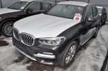 BMW X3. СЕРЫЙ СОФИСТО С БРИЛЛИАНТОВЫМ ЭФФЕКТОМ, МЕТАЛЛИК (A90)