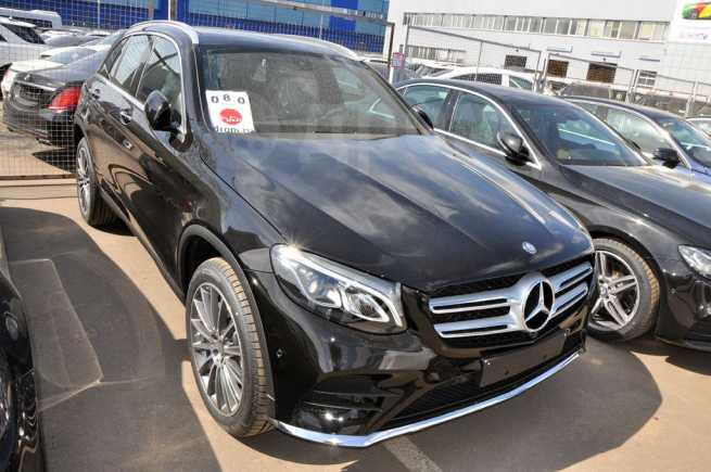 Mercedes-Benz GLC, 2017 год, 3 400 000 руб.