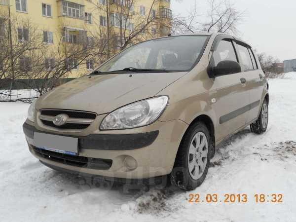 Hyundai Getz, 2008 год, 318 000 руб.