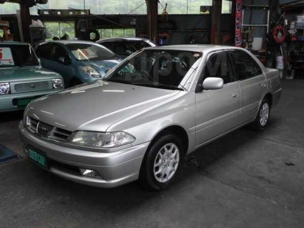 Toyota Carina, 2001 год, 160 000 руб.
