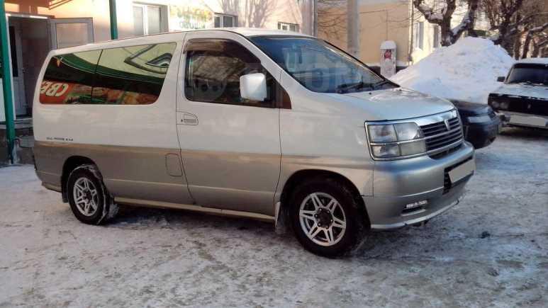 Nissan Elgrand, 1998 год, 270 000 руб.