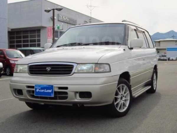Mazda MPV, 1999 год, 190 000 руб.