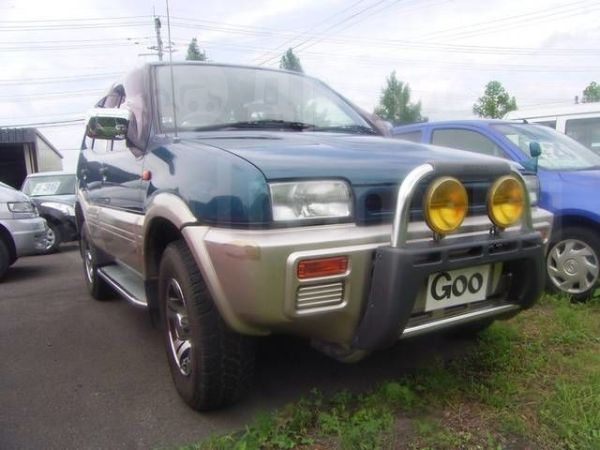Nissan Mistral, 1997 год, 240 000 руб.