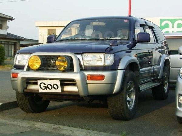 Toyota Hilux Surf, 1996 год, 270 000 руб.
