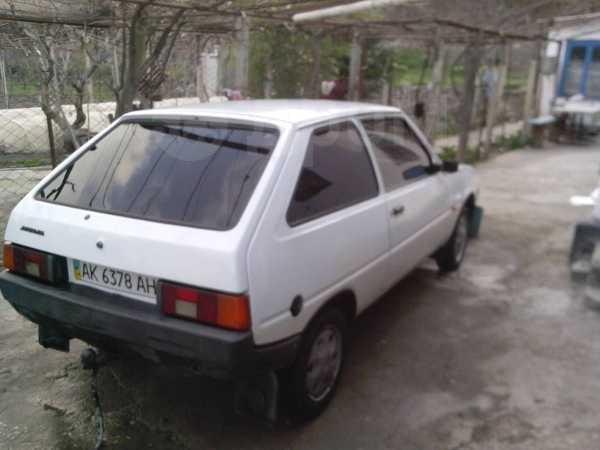ЗАЗ Славута, 1998 год, 50 000 руб.
