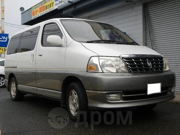Toyota Grand Hiace, 2000 год, 200 000 руб.