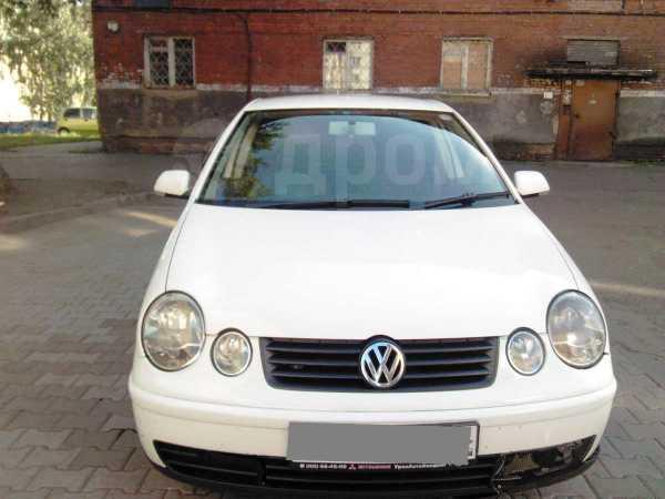 Volkswagen Polo, 2002 год, 177 000 руб.