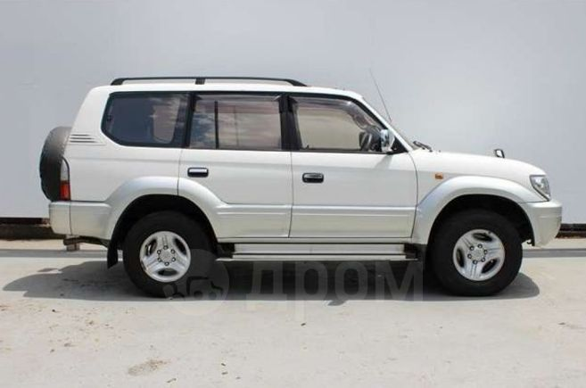 Toyota Land Cruiser Prado, 2000 год, 310 000 руб.