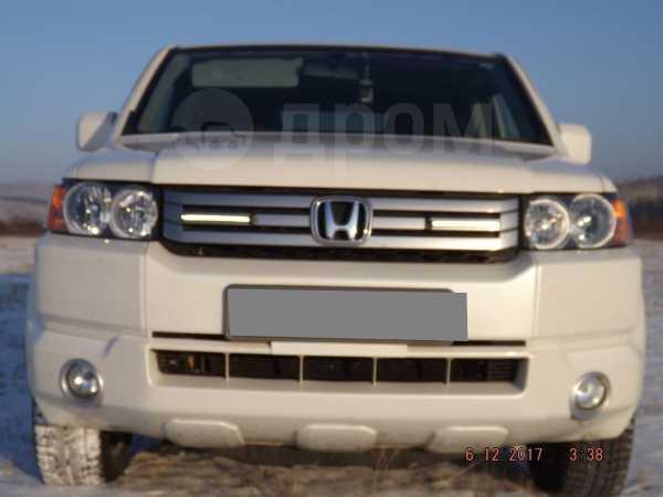 Honda Crossroad, 2007 год, 828 000 руб.
