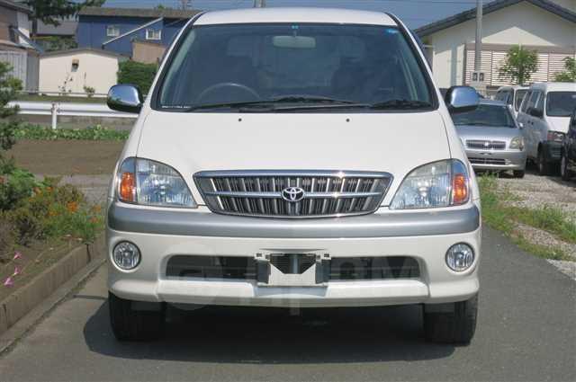 Toyota Nadia, 2001 год, 200 000 руб.