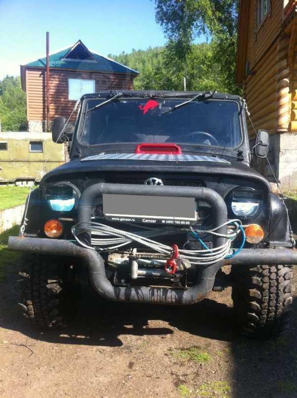 УАЗ 469, 2014 год, 399 999 руб.