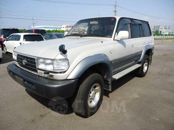 Toyota Land Cruiser, 1995 год, 420 000 руб.