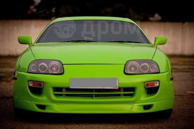 Toyota Supra, 1994 год, 800 000 руб.