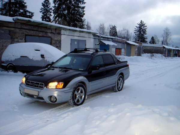 Subaru Baja, 2003 год, 350 000 руб.