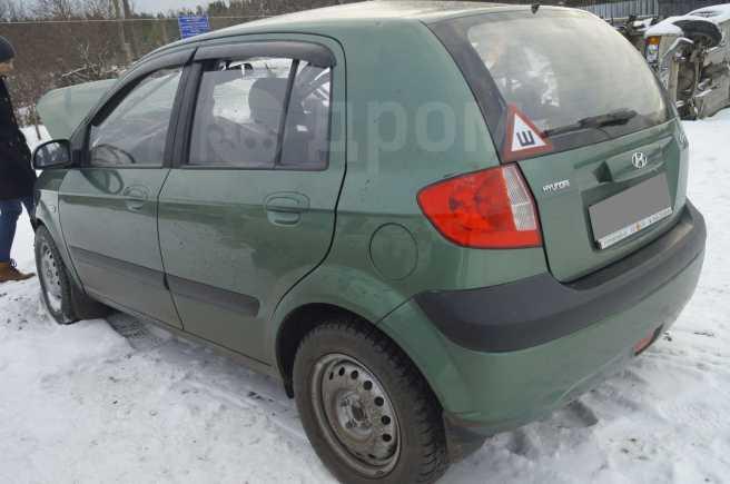 Hyundai Getz, 2006 год, 100 000 руб.