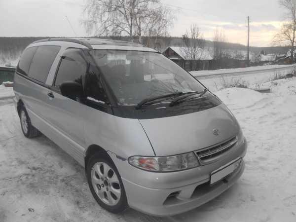 Toyota Estima Lucida, 1996 год, 200 000 руб.