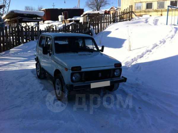 Лада 4x4 2131 Нива, 1997 год, 90 000 руб.