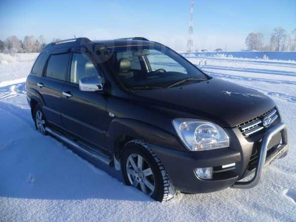Kia Sportage, 2006 год, 410 000 руб.