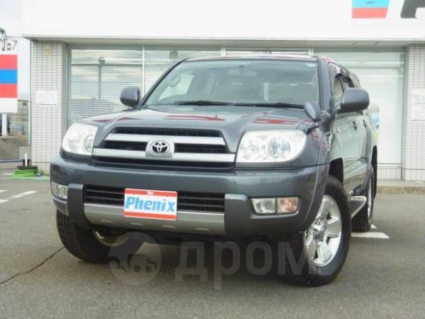 Toyota Hilux Surf, 2004 год, 450 000 руб.