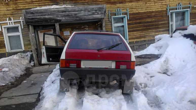 Лада 2109, 1991 год, 35 000 руб.