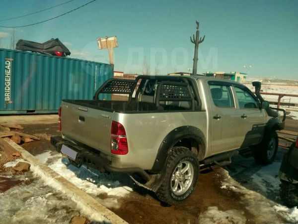 Toyota Hilux Pick Up, 2014 год, 2 100 000 руб.