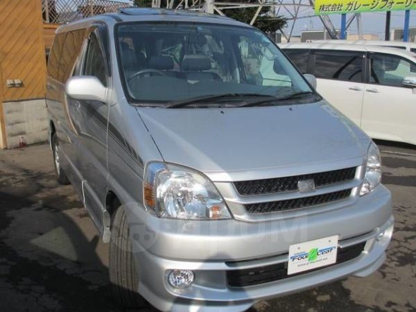 Toyota Touring Hiace, 2000 год, 210 000 руб.