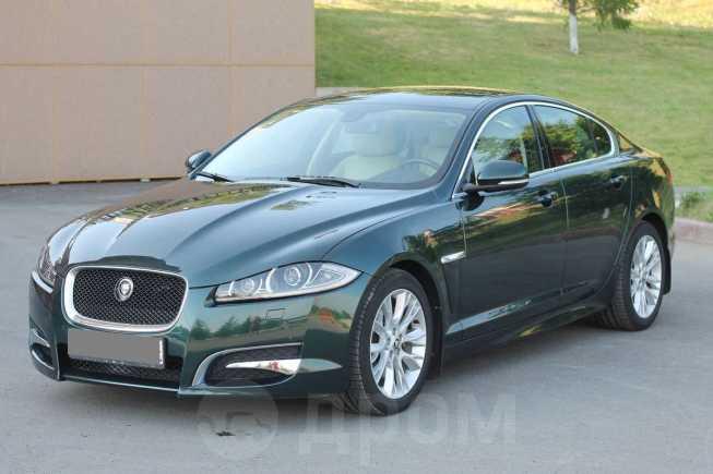 Jaguar XF, 2012 год, 1 700 000 руб.