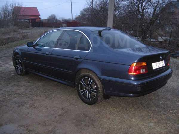 BMW 5-Series, 2002 год, 355 000 руб.