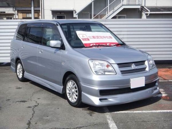 Mitsubishi Dion, 2004 год, 150 000 руб.