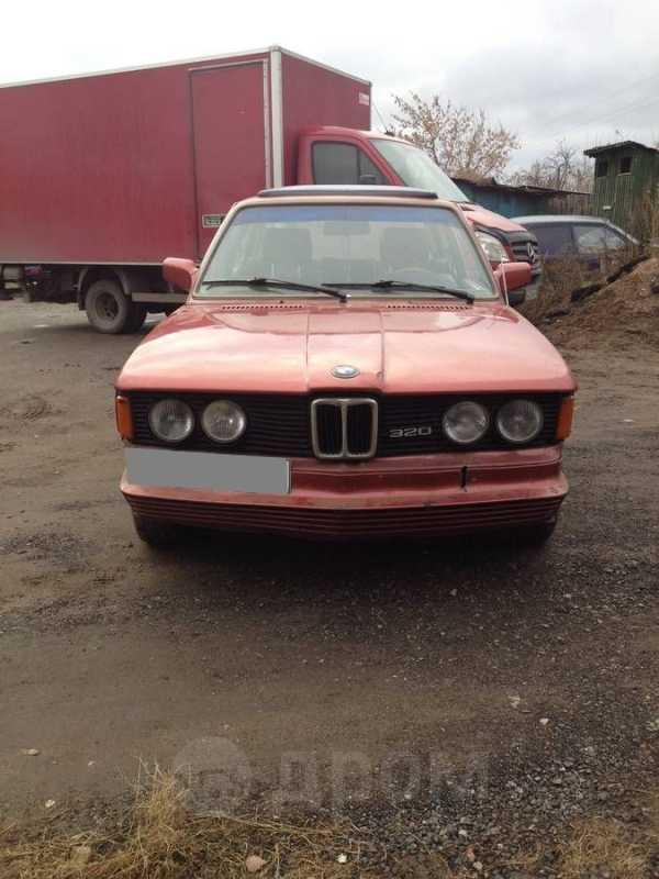 BMW 3-Series, 1982 год, 40 000 руб.
