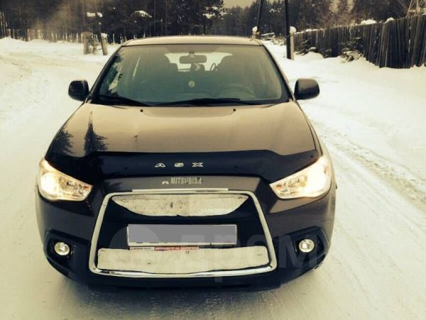 Mitsubishi ASX, 2011 год, 660 000 руб.