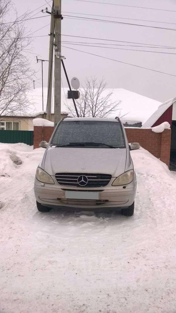 Mercedes-Benz Viano, 2007 год, 1 100 000 руб.