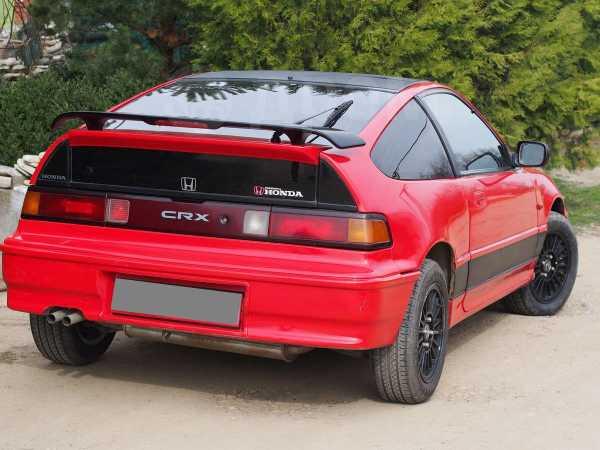 Honda CR-X, 1991 год, 200 000 руб.