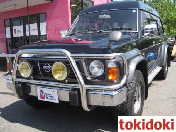 Nissan Safari, 1992 год, 350 000 руб.