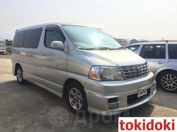 Toyota Grand Hiace, 2002 год, 320 000 руб.