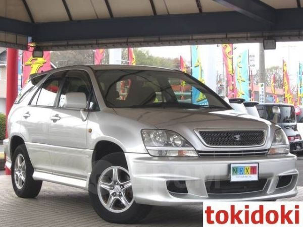 Toyota Harrier, 2002 год, 260 000 руб.