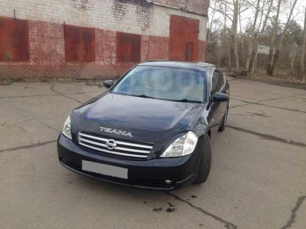 Nissan Teana, 2004 год, 390 000 руб.