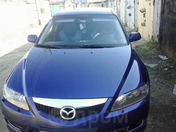 Mazda Mazda6, 2005 год, 200 000 руб.