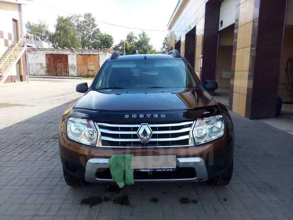 Renault Duster, 2013 год, 545 000 руб.